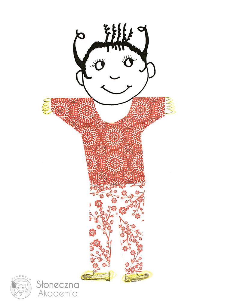 Fundacja Słoneczna Akademia - Centrum Zdrowia Dziecka - praca z warsztatów
